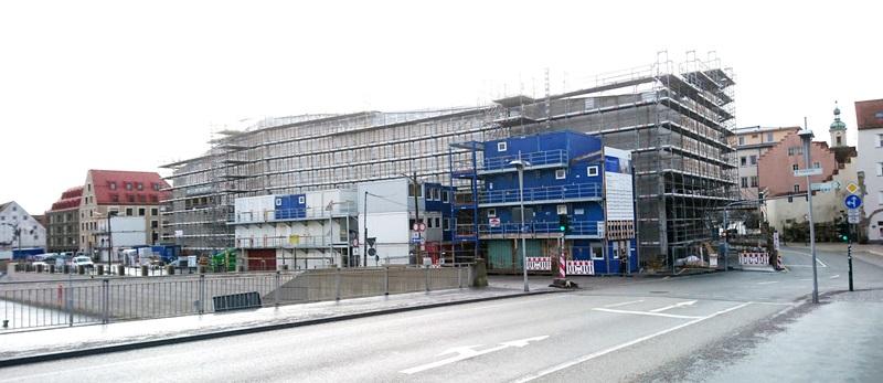 Neubau Museum der Bayer. Geschichte in Regensburg